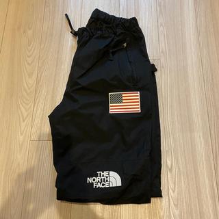 Supreme - L sup×north ゴアトラックパンツ アメリカ国旗