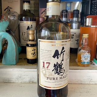 ニッカウヰスキー - 【訳あり空瓶 7本】竹鶴17年・山崎12年・古酒CC1964年・古酒ジョニクロ他