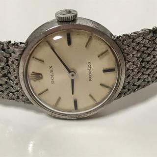 ROLEX - ROLEX ロレックス プレシジョン アンティーク レディース 手巻き 腕時計