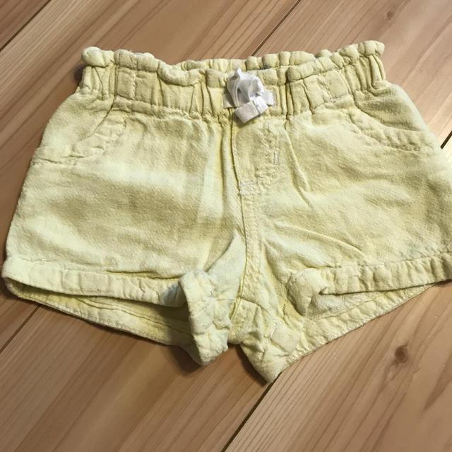 Old Navy(オールドネイビー)の女の子 オールドネイビー ショートパンツ キッズ/ベビー/マタニティのキッズ服女の子用(90cm~)(パンツ/スパッツ)の商品写真