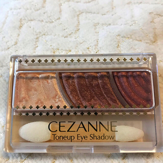 セザンヌケショウヒン(CEZANNE(セザンヌ化粧品))のセザンヌ トーンアップアイシャドウ 07 レッドブラウン(アイシャドウ)