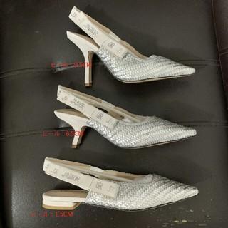 Dior - 22.5-25CM Dior  パンプス