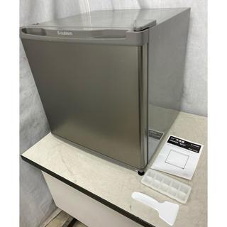2017年製美品 エスキュービズム 1ドア冷凍庫 WFR-1032SL