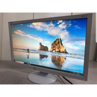 エヌイーシー(NEC)のNEC LCD-AS241W 23.6型ワイド液晶ディスプレイ フルHD(PC周辺機器)