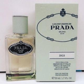 プラダ(PRADA)のプラダ インフュージョン ドゥ プラダ イリス EDP 100ml(香水(女性用))