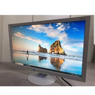エヌイーシー(NEC)のNEC LCD-AS241W 23.6型ワイド液晶ディスプレイ フルHD 在庫5(PC周辺機器)