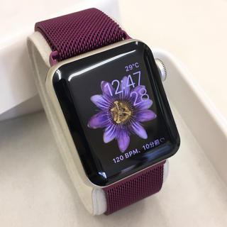 Apple Watch - apple watch series2 シルバー アップルウォッチ