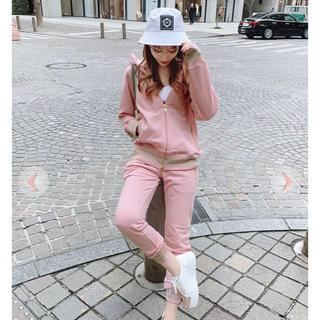 Rady - ラメライン セットアップ ピンク