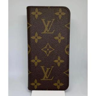 LOUIS VUITTON - 美品!本物保証!LOUIS VUITTON  ルイヴィトン iPhoneケース