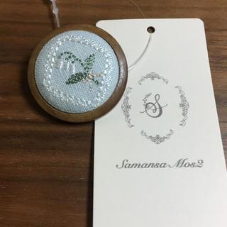 SM2 - sm2 刺繍ブローチ