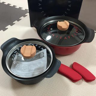 AfternoonTea - 『新品未使用』Afternoon Tea アフタヌーンティー  鍋5点セット♡