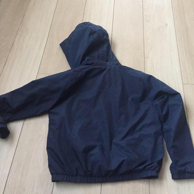 adidas(アディダス)のアディダス ウインドブレイカー 120 キッズ/ベビー/マタニティのキッズ服男の子用(90cm~)(ジャケット/上着)の商品写真
