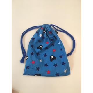 ミキハウス(mikihouse)のミキハウス  ダブルビー 巾着 コップ袋(ランチボックス巾着)