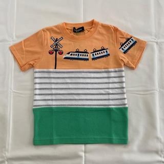 kladskap - 100㎝ 新幹線 Tシャツ