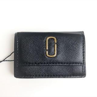 マークジェイコブス(MARC JACOBS)のMARC JACOBS マークジェイコブス ミニ折財布 M0014492 黒x白(財布)