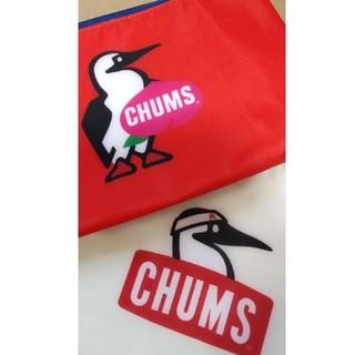 チャムス(CHUMS)の週末値下 チャムス 保温保冷バッグ 二点 新品未使用(弁当用品)