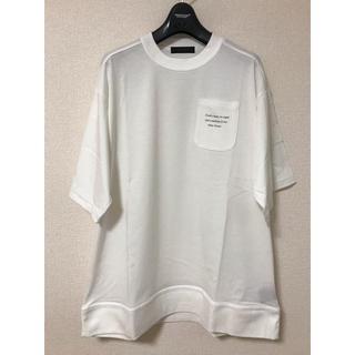 アンダーカバー(UNDERCOVER)のUNDERCOVER 20SS リブTシャツ(Tシャツ/カットソー(半袖/袖なし))