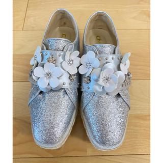 チェスティ(Chesty)のChesty♡Flower platform shoes (スニーカー)