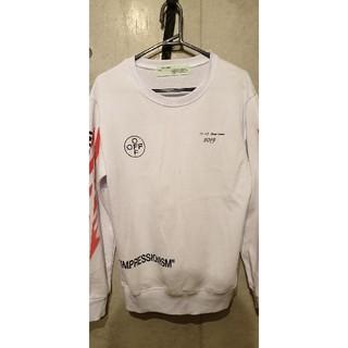 OFF-WHITE - オフホワイト Tシャツ アーティスト K-popアイドル風 ファッション