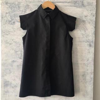 マルタンマルジェラ(Maison Martin Margiela)のレア Maison Margiela マルジェラ シャツ 40 襟取り外し可 (シャツ/ブラウス(半袖/袖なし))