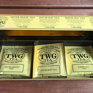 TWG 3種の紅茶アソート(全12パック)