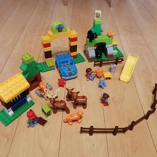 Lego - レゴ デュプロ 森のこうえん