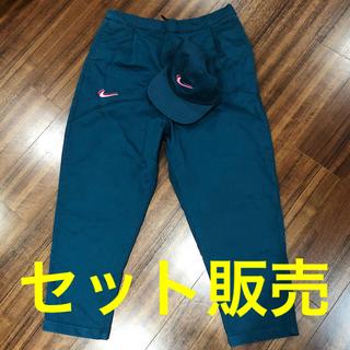 ナイキ(NIKE)の【セット販売】PARRA NIKE SB パンツ + キャップ(ワークパンツ/カーゴパンツ)