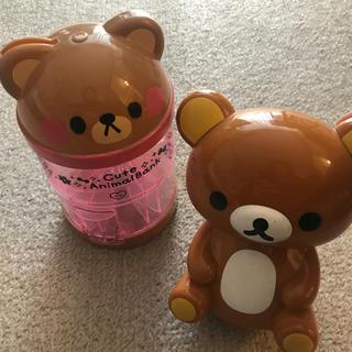 貯金箱 リラックマ(キャラクターグッズ)