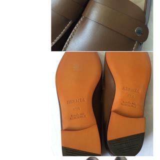 エルメス(Hermes)のエルメス   革靴 ローファー (ドレス/ビジネス)