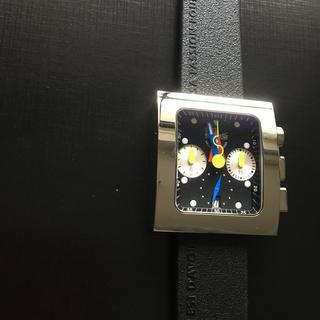 アランシルベスタイン(Alain Silberstein)のアラン・シルベスタインPAVE KRONO500個限定自動巻クロノグラフ未使用品(腕時計(アナログ))