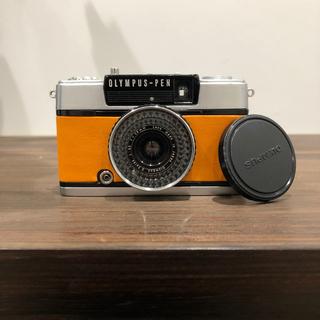 オリンパス(OLYMPUS)の@様専用 OLYMPUS PEN EE-3 オレンジ(フィルムカメラ)