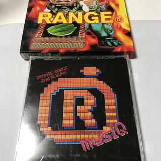 040176★オレンジレンジ CDアルバム2枚セット