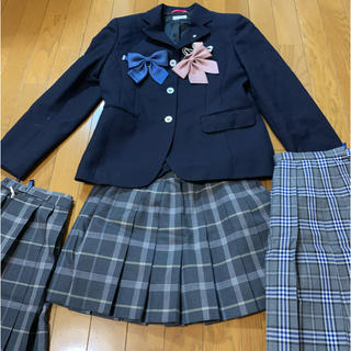 ELLE - 至学館高校制服 7点セット ミニスカートあり