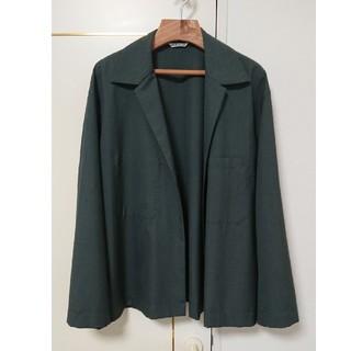 AURALEE シャツジャケット 18SS