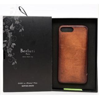 ベルルッティ(Berluti)の激レア♡Berlutiベルルッティ♡iphone7+ 8+ スマホケース カバー(iPhoneケース)