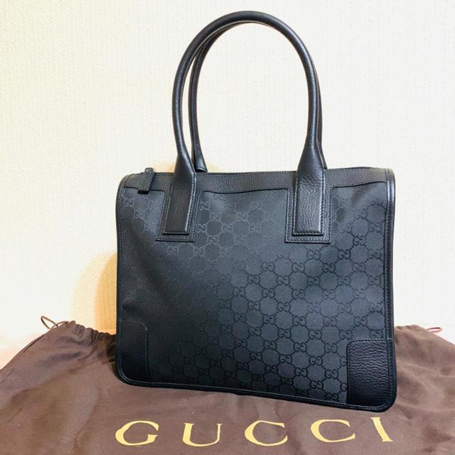 スーパーコピーRICHARDMILLE時計,Gucci-未使用✨GUCCIグッチ✨GGナイロン×レザー トートバッグの通販