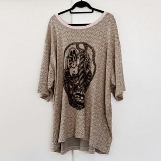 アンダーカバー(UNDERCOVER)の【春物♪】Daniel Palillo オーバーサイズビックTシャツ(Tシャツ/カットソー(半袖/袖なし))