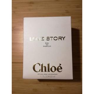 クロエ(Chloe)のChloe love story 香水 クロエ 新品 50ml(香水(女性用))