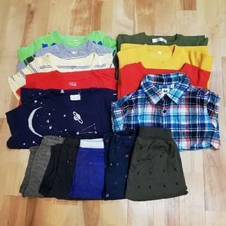 UNIQLO - 子供服 まとめ売り 男の子 120