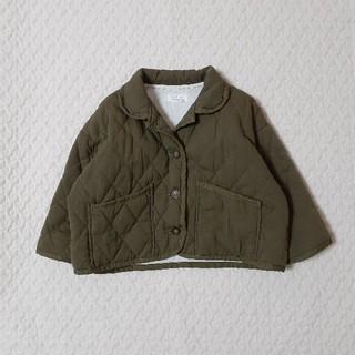 FRUIT キルティングジャケット コート
