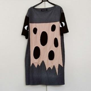 アンダーカバー(UNDERCOVER)の【チーズ♪】Daniel Palillo 「cheese」 ビックTシャツ(Tシャツ/カットソー(半袖/袖なし))