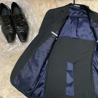 アオヤマ(青山)の売り切れました!メンズ スーツ Y6 L相当 5点 フォーマルシューズ27㎝(セットアップ)