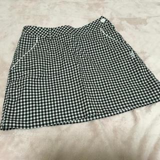 パーリーゲイツ(PEARLY GATES)のアドミラル スカート 新品同様(ミニスカート)