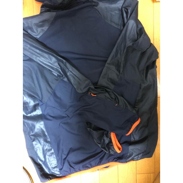 NIKE(ナイキ)のNIKE ナイロンジャケット スポーツウェア パーカー シャカ メンズのジャケット/アウター(ナイロンジャケット)の商品写真
