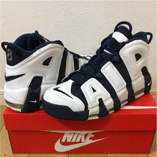 NIKE - 27 NIKE AIR MORE UPTEMPO OLYMPIC