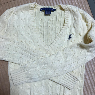 ラルフローレン(Ralph Lauren)のラルフローレンスポーツ cottonセーター(ニット/セーター)