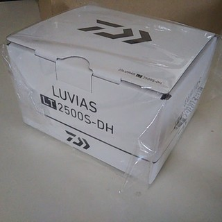 DAIWA - 【新品未使用】ダイワ リール 20 ルビアス LT2500S-DH 日本製