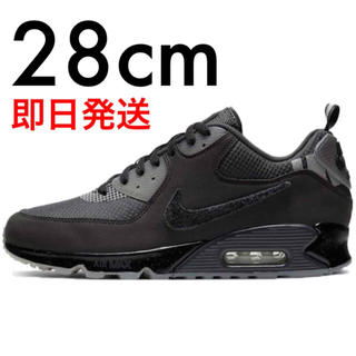 NIKE - 28cm NIKE × UNDEFEATED AIR MAX 90 BLACK