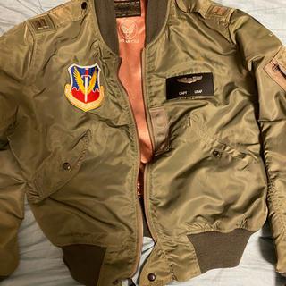 Buzz Rickson's - バズリクソン フライトジャケット
