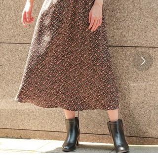 LEPSIM - レプシィム ガラアソートAラインスカート 美品